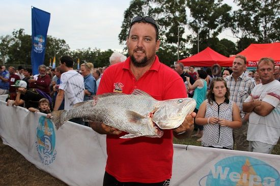 Legal Fishing Sizes - Weipa Fishing Classic