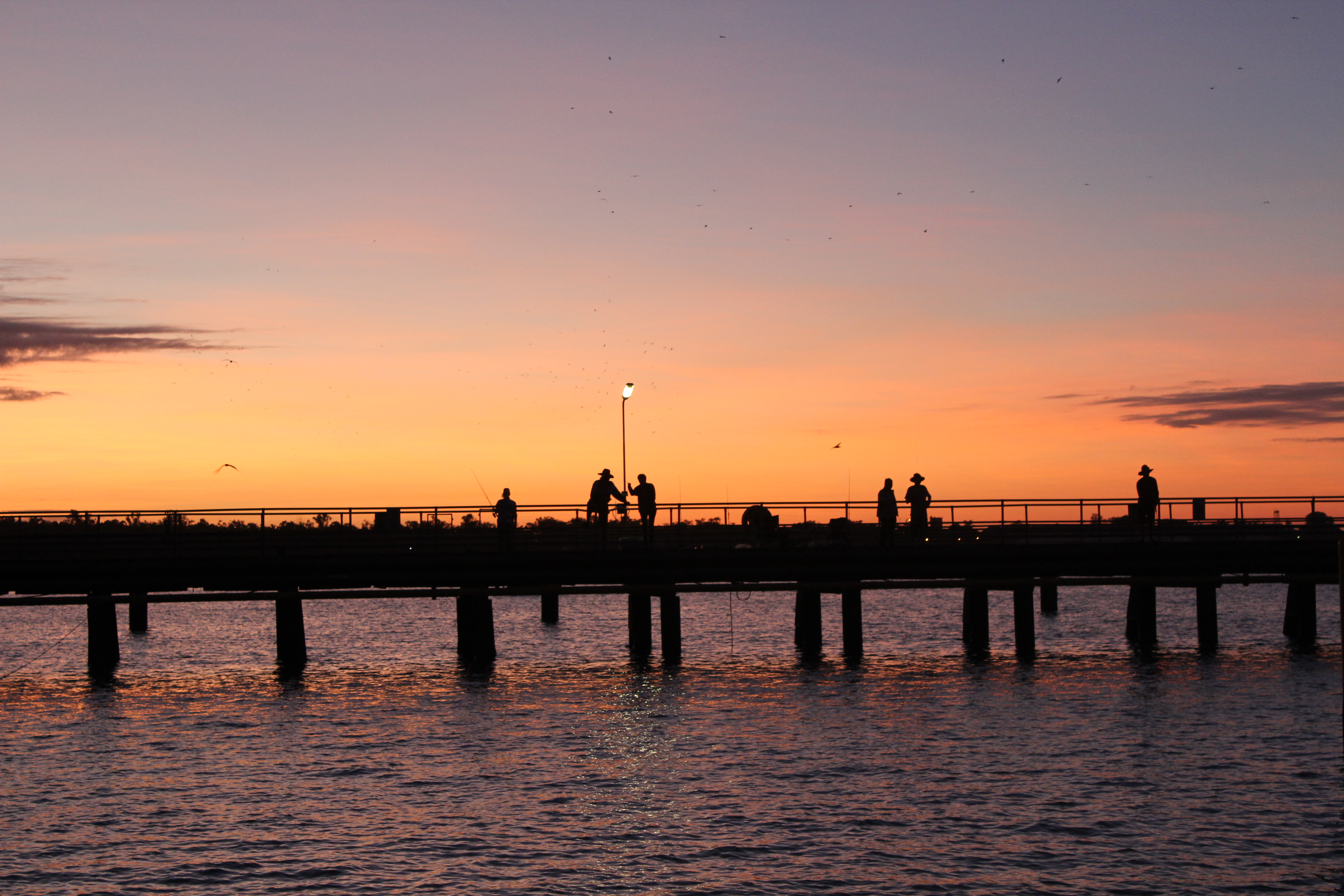 Jetty - Weipa, North Queensland, Australia